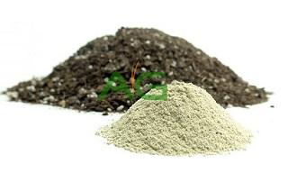 خاک زئولیت
