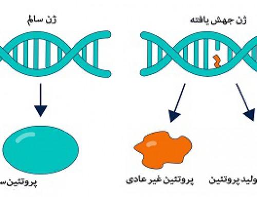 جهش ژنتیکی